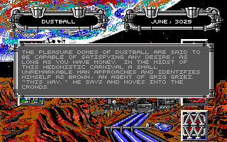 Super Adventures in Gaming: MechWarrior (MS-DOS) - Guest Post