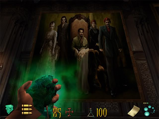Clive Barker s Undying - GameSpot