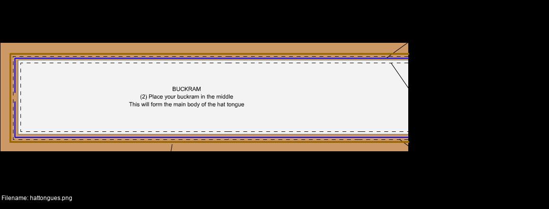 2 metres  TRANSLUCENT BUCKRAM CLEAR 2 SIZES