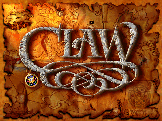 Claw Title Screen