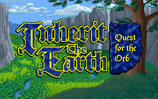 Inherit The Earth: Quest for the Orb MS-DOS title screen